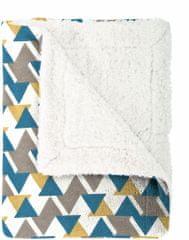 Mistral Home Pléd baránok Triangle 130x170 cm