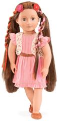 Our Generation Lalka Parker z długimi włosami