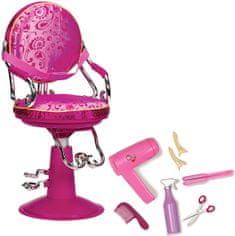 Our Generation Krzesło fryzjerskie dla lalki