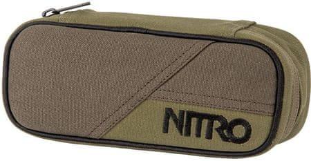 Nitro Nitro Pencil Case Smoke