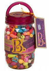 B.toys Spojovacie korále a tvary Beauty Pops 275 ks