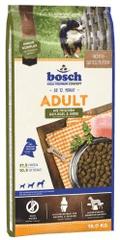 Bosch suha hrana za pse, perutnina in proso, 15 kg