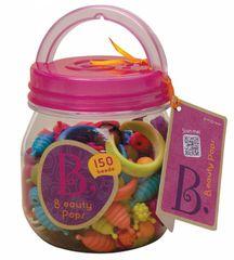 B.toys Spojovacie korále a tvary Beauty Pops 150 k