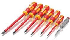 Erba zestaw wkrętaków dla elektryków 7 szt