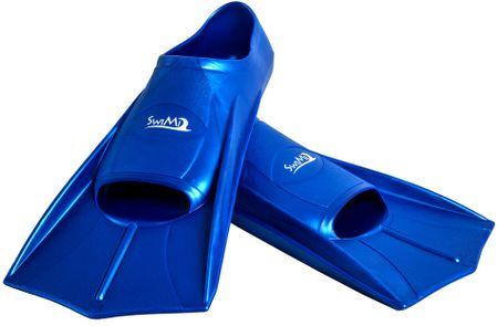 SwiMi tréningové plutvy  Blue Mermaid modré 33