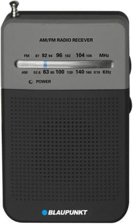 Blaupunkt džepni radio PR3BK