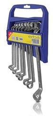 Erba Kľúč očkový sada 8 ks 6-22 mm (ER-06095)
