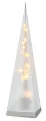 Solight LED vánoční pyramida - rozbaleno