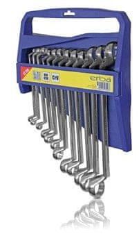 Erba zestaw kluczy oszkowych 12szt, 6-32mm (ER-06096)