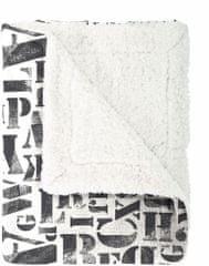 Mistral Home Pléd beránek Alphabet 130x170 cm