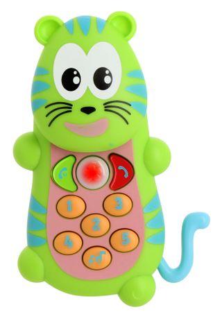 Alltoys Telefón tiger