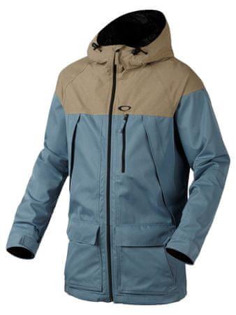 Oakley Kurtka snowboardowa Silver Fox Bzs Jacket Blue Mirage S