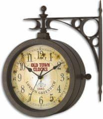 TFA zegar ścienny Orient Express