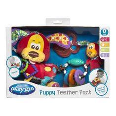 Playgro set aktivnih igrač in ropotuljic