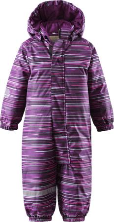 Lassie Lassietec Overall Dark Purple 092