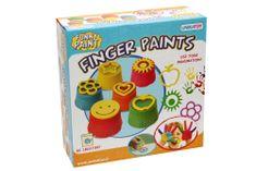 Unikatoy set prstnih barv z liki