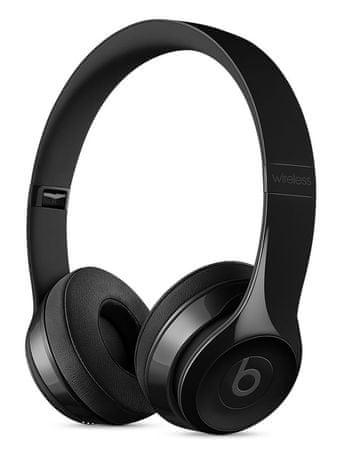 Beats Solo3 Wireless, leskle černá (MNEN2EE/A)