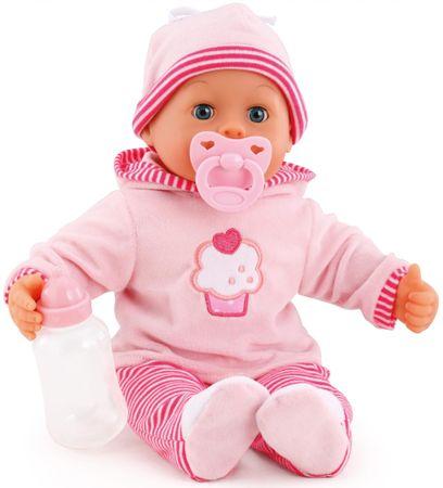 Bayer Design First Words Baby bábika svetloružová, 38 cm