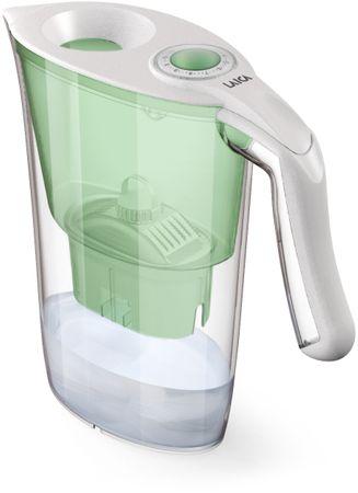Laica Aida vízszűrő kancsó, 2,3l, Zöld
