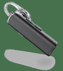 Plantronics brezžična Bluetooth slušalka Explorer 110, črna + avtopolnilec/nosilec