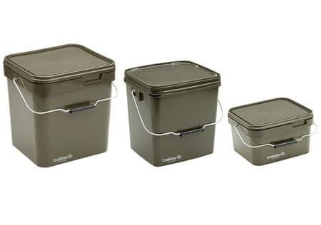 Trakker Plastový box Olive Square Container 5 Litrů