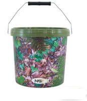 Ngt Kbelík Camo Bucket 10 l 10000