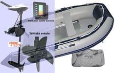 Zico - Akční set- Rybářský člun BL320+el.motor Turbo LX 50