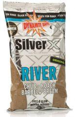 Dynamite Baits krmítková směs silver x river 1 kg