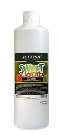 Jet Fish sweet liquid 500ml česnek