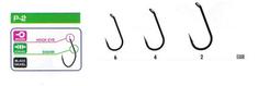 Hayabusa háčky Hooks Model P2