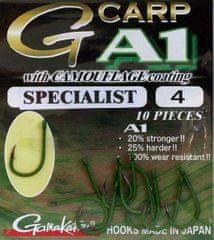 Gamakatsu Háčiky G-Carp Specialist CAMOU A1 10ks