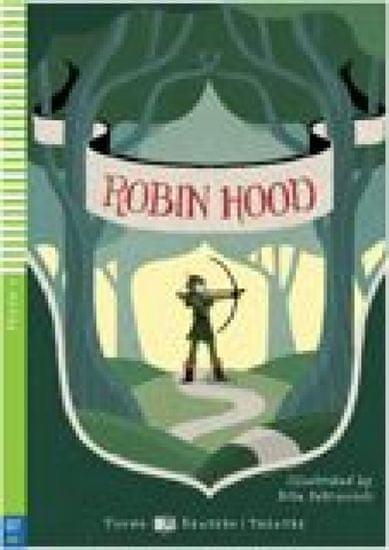 autor neuvedený: Robin Hood + CD (A2)