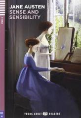 Austenová Jane: Sense and Sensibility (B1)