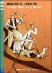 Jerome Klapka Jerome: Three Men in a Boat + CD (A2)