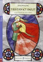 autor neuvedený: Tristan et iseut +CD (A2)