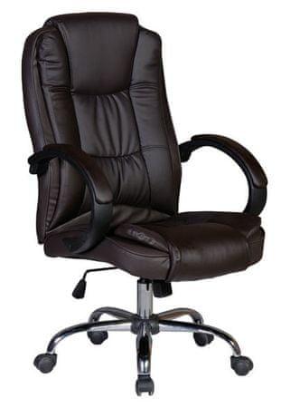 uredska stolica OC06, smeđa