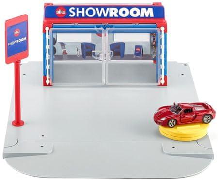 SIKU World - salon samochodowy, 5504