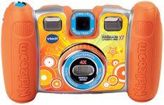 Vtech Gyerek digitális fényképezőgép, Narancs
