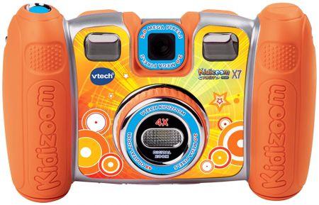 Vtech Kidizoom Twist Plus X7 - pomarańczowy