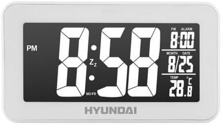 HYUNDAI HYUAC321W Digitális ébresztőóra