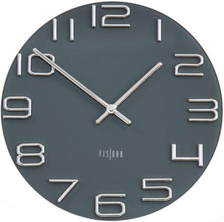 Fisura Dizajnové nástenné hodiny CL0287