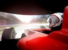 Allegria simulátor Formule 1 pro dva Praha