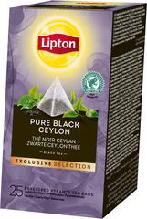 Lipton Exclusive Selection Pure Black Ceylon 25 torebek