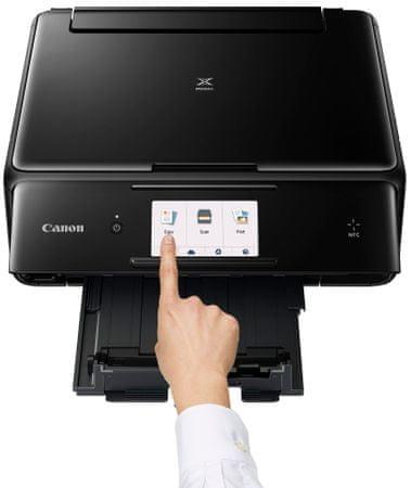 Canon PIXMA TS8050 černá ( 1369C006)
