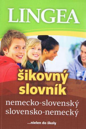autor neuvedený: Nemecko-slovenský-slovensko nemecký šikovný slovník-3.vydanie
