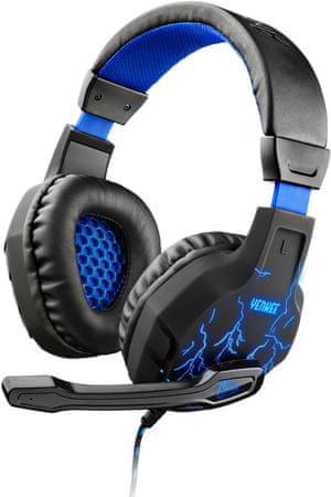 Yenkee AMBUSH Játékhoz Fülhallgató (YHP 3020)