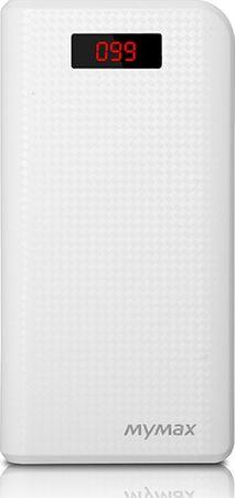 iMyMax iMyMax Carbon Power Bank 30000mAh bílá - zánovní