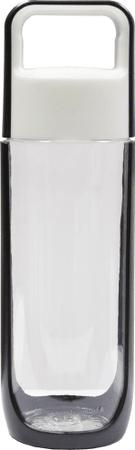 Plastenka Air, BPA Free, 500 ml, črna