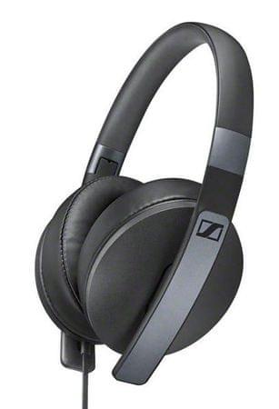 SENNHEISER słuchawki nauszne HD 4.20S, czarny