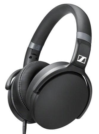 SENNHEISER HD 4.30G Fejhallgató, Fekete (Android eszközökre optimalizált)
